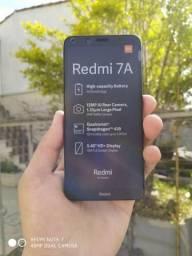 Xiaomi Redmi 7a 16gb 2gb Ram Global Dual Com Garantia de 6 Meses+ pelicula