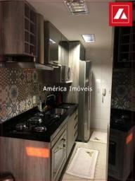 Apartamento mobiliado e diferenciado no Condominio Harmonia