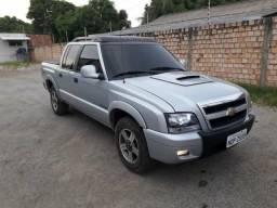 Vendo ou troco s10 2010 4x4 Diesel - 2010