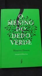 O menino do dedo verde- Maurice Druon