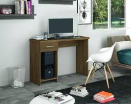 Mesa escrivaninha office Touch com gaveta = Entrega grátis!!