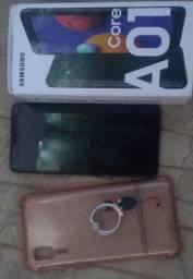 Samsung A 01 e Moto e6play