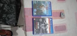 Vendo dois jogos ps4