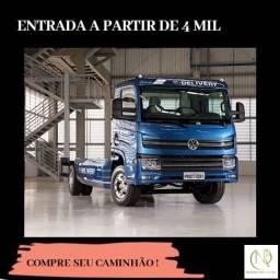 Compre seu 1º caminhão