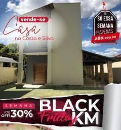 Casa impecável no Costa e Silva - Black Friday KM IMÓVEIS