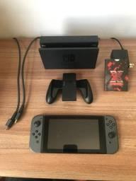 Nintendo Switch Destravado/Desbloqueado SxOS