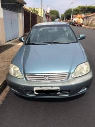 Vendo Honda Civic 99 Aut