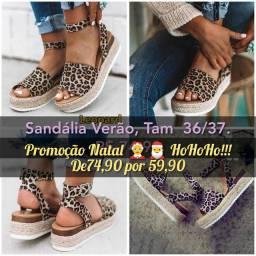 Sandálias, rasteirinha e sapatos