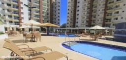 Apartamento 2 Quartos para Temporada em Caldas Novas, CASA DA MADEIRA, 2 dormitórios, 1 su