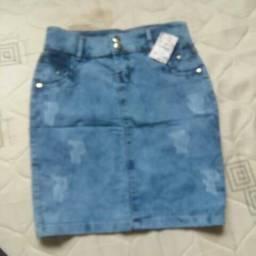3Saia jeans secretaria moda evangélica