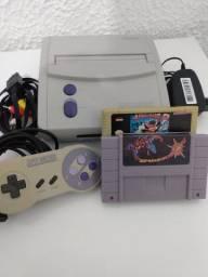 Super Nintendo raridade