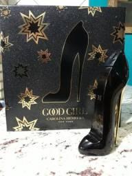 Kit Perfume Good Girl 100ml + Creme (Carolina Herrera)
