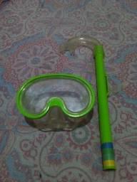 Máscara para mergulho infantil