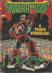 Superamigos 42 - 1988 - 66pg - Abril-DC