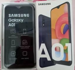 Samsung A01 na na caixa zero lacrado