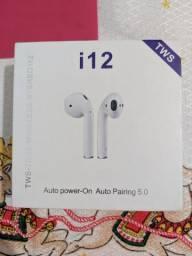 Vendo fone de ouvido I12