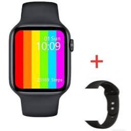 Smartwatch iwo w46 + pulseira extra