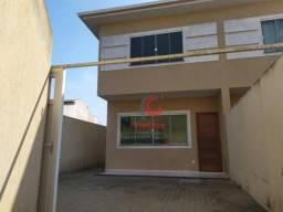 Casa Duplex com 2 Suítes, Perto da Lagoa do Iriri
