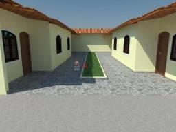 Casa de condomínio à venda com 2 dormitórios em Vila atlantica, Caraguatatuba cod:V4132