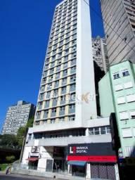 Kitchenette/conjugado para alugar com 1 dormitórios em Centro, Porto alegre cod:19335