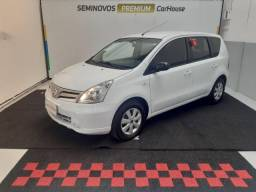 Nissan Livina 1.6 16V FLEX 4P MANUAL