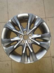 Roda original Toyota Corolla XRS aro 17 avulsa reposição