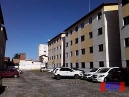 Apartamento com 2 dormitórios à venda, 51 m² por R$ 117.000,00 - Serrinha - Fortaleza/CE