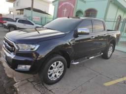 Ranger XLT 2018 Preta Automática - 2018