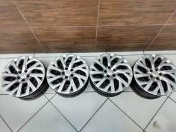 Rodas ferro aro 16 original Corolla 2018