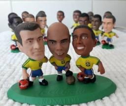 Bonecos de jogadores copa 1998