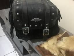 Bau( bolsa para moto)