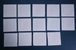 14 Envelope para CD Branco com Visor