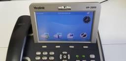 Telefone ip yealink vp2009