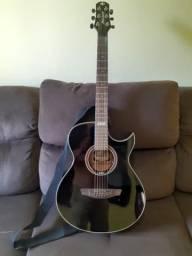 Vende-se um violão uma TV de 65 Polegadas um notebook