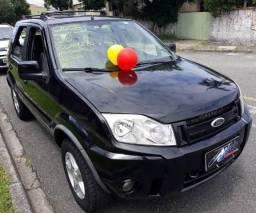 Ecosport xlt 2.0, gasolina, câmbio automático, completo, air bag, abs - 2008