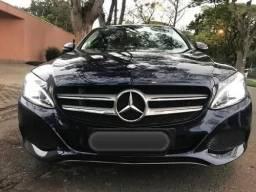 Mercedes-benz C-180 CGI Avant 1.6 Flextb 16V Aut - 2016