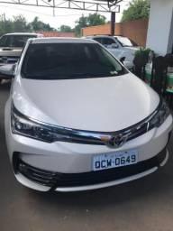 Carro Corolla - 2019