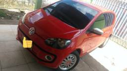 VW Up red top - 2015