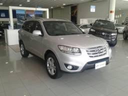 HYUNDAI SANTA FE GLS NOVA SÉRIE 4WD 3.5 V6 AT Prata 2010/2011 - 2010