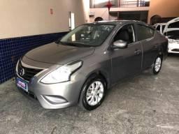Nissan versa 2017 1.6 16v flex sv 4p xtronic - 2017
