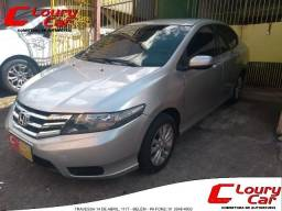 Honda City Lx 1.5 At na Lourycar Veículos - 2013