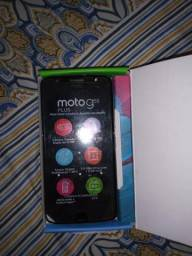 Moto g5s plus R$350