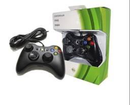 Controle Xbox 360 Slim com Fio USB