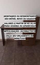 MONTADOR DE MÓVEIS EM GERAL - FAÇA JÁ O SEU ORÇAMENTO E AGENDAMENTO!!!