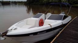 Lancha alternativa 630(21 pés) com motor mercury optmax 135 hp comprar usado  Joinville
