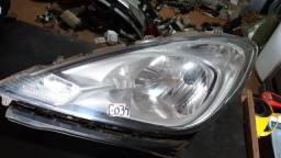 Farol Honda New Fit Original Lado Esquerdo 2009 Á 2013