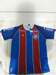 Camisa do Bahia Tricolor - M