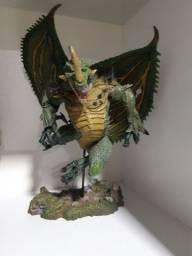 Dragão colecionavel Macfarlane a 19 cm