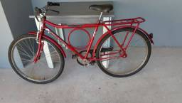 Bicicleta Houston Monark Barra forte antiga