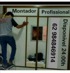 Montador de móveis PROFISSIONAL